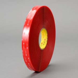 Скотч 3M™ VHB 4905 — прозрачная акриловая лента Толщина 0,5 мм