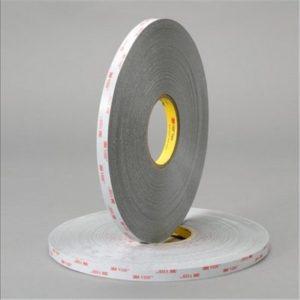 Скотчи 3M™ VHB 4936 — светло-серая лента Толщина 0,64 мм