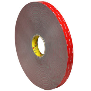 Скотч лента 3M™ VHB™ 4941 Гибкая общего применения Толщина 1,1 мм