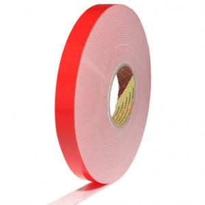 Скотчи ленты 3M™ VHB™ 4950 Жесткие, высокая структурная прочность Толщина 1,1 мм