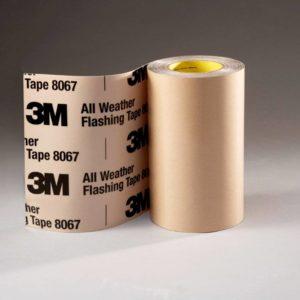 Влагоустойчивая клейкая лента 3M™ 8067 для герметизации